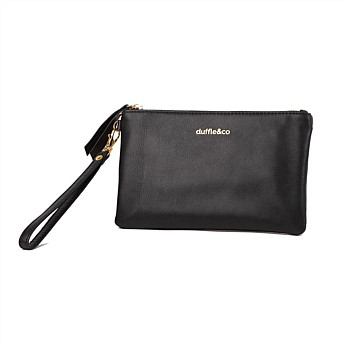 The Reese: Female Leather Pouch