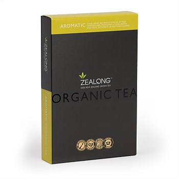 Organic Aromatic oolong Tea - loose leaf tea