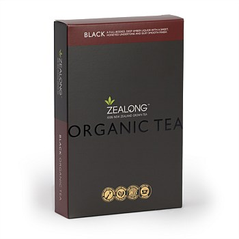 Organic Black Tea - loose leaf tea