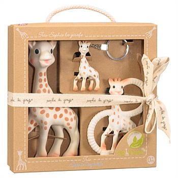 Sophie The Giraffe Trio Pack