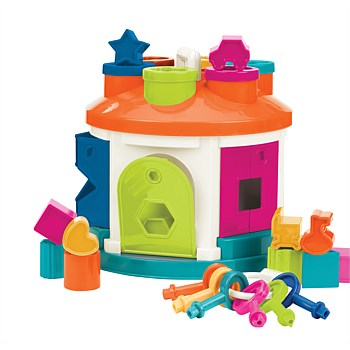 Shape Sorter House