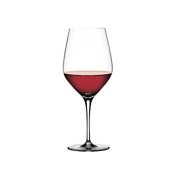 Authentis Bordeaux Glass, - set of 4
