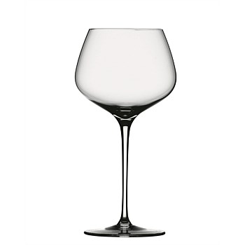 Willsberger Anniversary Burgundy Glass - set of 4