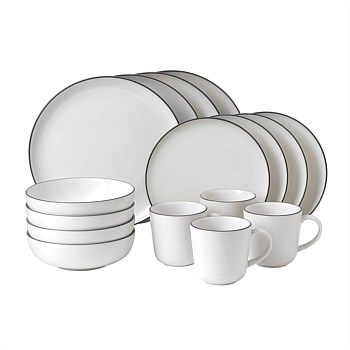 Gordon Ramsay Bread Street 16 Piece Dinner Set
