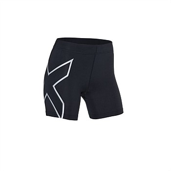 Womens Compression 5 Inch Shorts