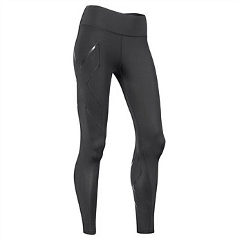 Womens Mid Rise Compression Tights