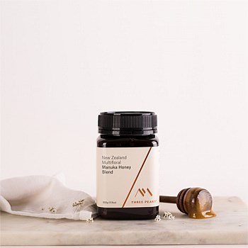 New Zealand Multifloral Manuka Blend Honey
