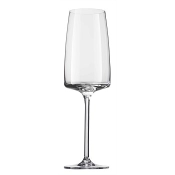 Champagne Glasses Set of 6 - Flute