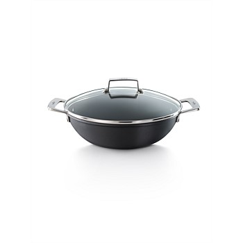 Air Sautepan with Lid 28cm