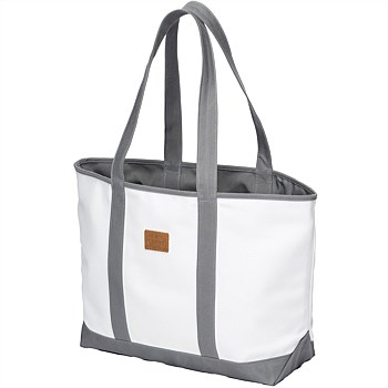 Classic Canvas Beach Bag