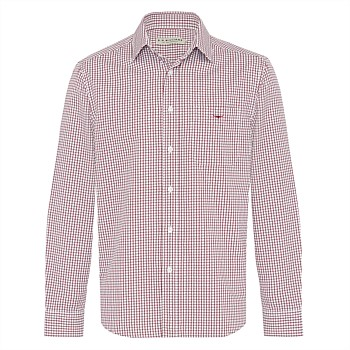 Long Sleeve Collins Shirt