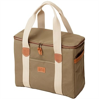 Classic Canvas Picnic Bag