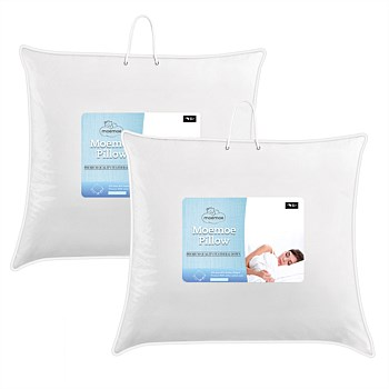 Moemoe New Zealand Made Feather & Down European Pillows