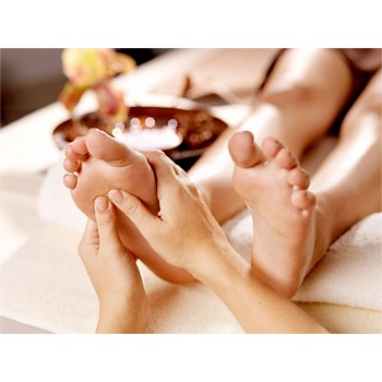 60 minute Signature Reflexology
