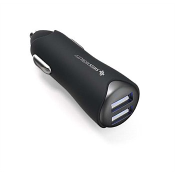 Dual Port 3.4A Universal Car Charger