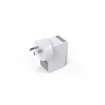 Dual Port 2.4A Wall/Travel Charger