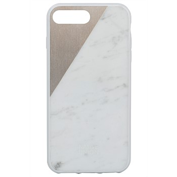 Clic Marble Metal Case for iPhone 7/7+