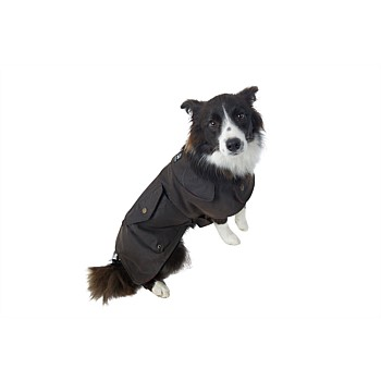 Hunter Oilskin Dog Cover