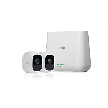 PRO2 Home Security Camera 2 Pack