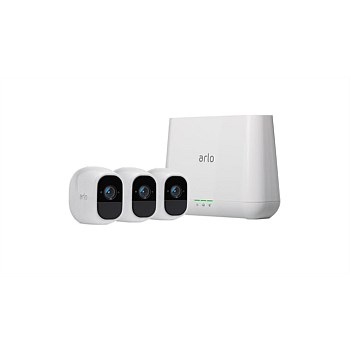 PRO2 Home Security Camera 3 Pack