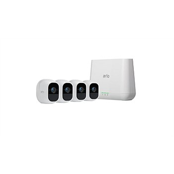 PRO2 Home Security Camera 4 Pack