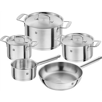 Zwilling Base Cookware Set with Frypan 5pc