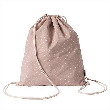 Spot Drawstring Wash Bag