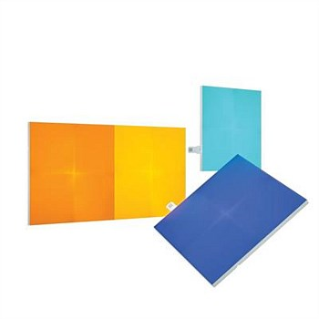 Canvas Square Panels Expansion Pack - 4 Panels