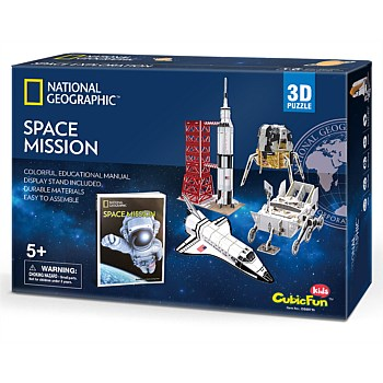 Fun National Geographic Space Mission