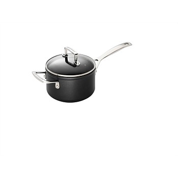 Toughened Non Stick Saucepan