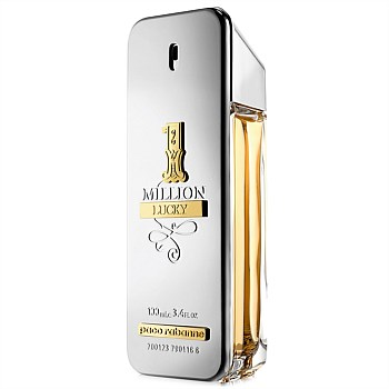One Million Lucky by Paco Rabanne Eau De Toilette