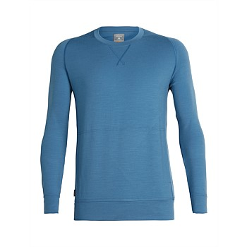 Men's Shifter Long Sleeve Crewe