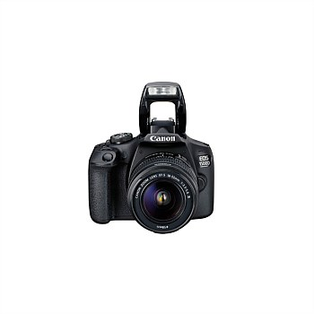 EOS 1500D DSLR with EF-S 18-55mm Lens