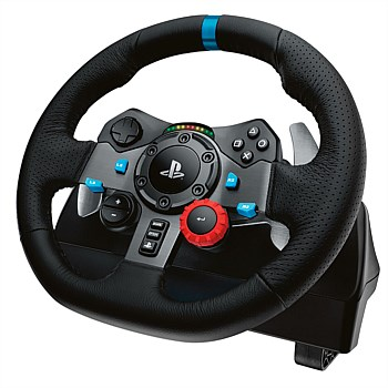 G29 Driving Force Racing Wheel For PlayStation 3 and 4