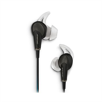 QC20 In-Ear Headphones Apple - Black