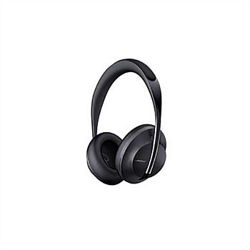 700 Noise Cancelling Wireless Over-Ear Headphones - Black