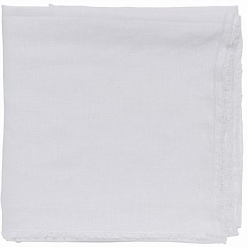 Linen Napkins Set of 4 - Light Grey