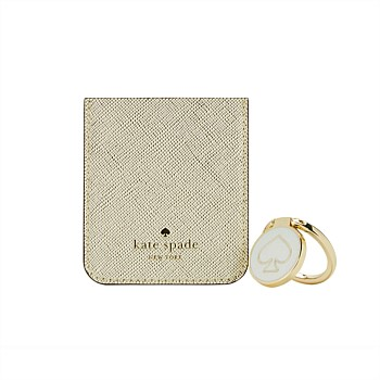 Gift Set: Sticker Pocket (Gold) & Stability Ring