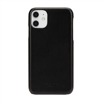 Leather Slim Wrap Case for iPhone 11