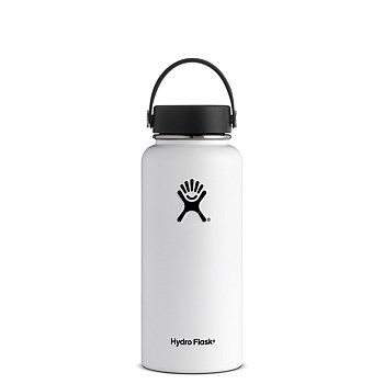 Wide Mouth Insulated Drink Bottle