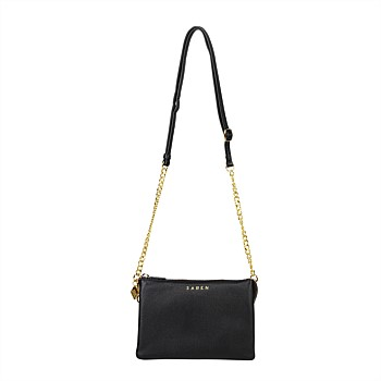Tillys Big Sis Black Chain Strap