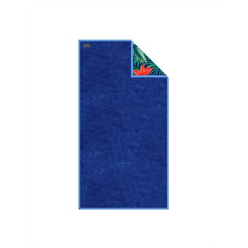 Tropical Grande Beach Towel