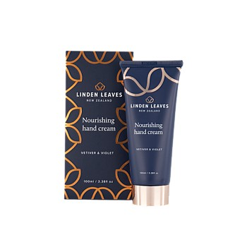 Vetiver & Violet Nourishing Hand Cream