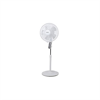 Whisper Quiet 40cm Pedestal Fan