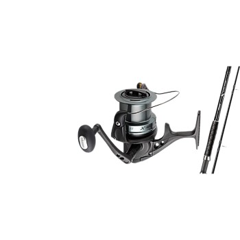 X-Factor 14' 3 Piece Rod With Xspot Xs80 Reel