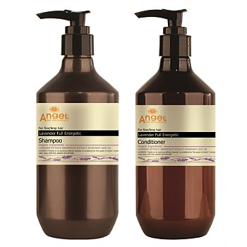 Lavender Full Energetic Shampoo & Conditioner Bundle