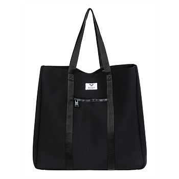 Tote Lets Run Away Black